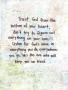 Trust God wallpapers