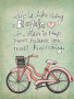 Life Is Like Bicycle wallpapers