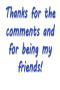 Thanks For Comments Android Wallpaper wallpapers