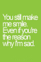 You Still Make Me Smile IPhone Android Wallpaper wallpapers