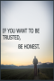 Be Honest IPhone Wallpaper wallpapers