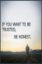 Be Honest IPhone Wallpaper wallpapers