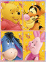 Pooh Frnds wallpapers