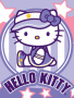 Purple Kitty  wallpapers
