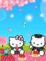 Kitty Picnic wallpapers