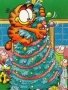 Xmas Garfield wallpapers