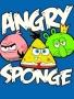 Angry Sponge wallpapers