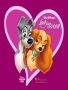 Lady And Tramp wallpapers