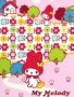My Melody Garden wallpapers