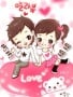 Cute Lovers wallpapers