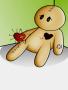 Teddy Heart wallpapers