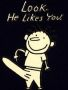 He Likes You wallpapers