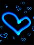 Blue Heart Wallpaper wallpapers