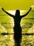 Girl In Water wallpapers