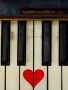 Piano Heart wallpapers