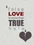 False Love wallpapers