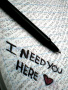 I Need U Here wallpapers