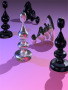 3D Chess wallpapers
