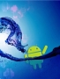 Android In Water wallpapers