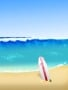 Surfs Up With Boat  wallpapers