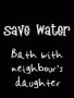 Save Water wallpapers