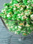 Green Candy Popcorn wallpapers