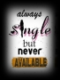 Always Single wallpapers