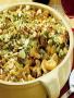 Chicken Broccoli W Garlic Pasta wallpapers