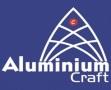 Aluminium wallpapers