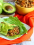 Chicken Lettuce Wraps wallpapers