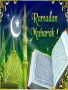 Quran Shareef & Ramadan Mubarak wallpapers