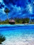 Blue Beach  wallpapers