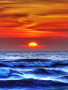 Sunset At The Sea wallpapers