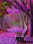Purple Autumn wallpapers