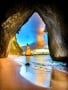 Beach Cave wallpapers