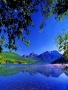 Blue Lake Mountains wallpapers