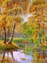 Yellow Autumn Trees wallpapers