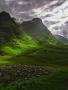 Green Mountain Dark View wallpapers