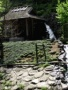 Waterfall And House wallpapers