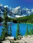 Mountain Blue River wallpapers