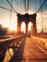 Bridge And Sunset wallpapers