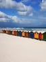 Beach Huts wallpapers