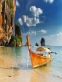 Boat On Sea wallpapers