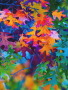 Colors Leaves Autumn wallpapers