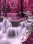 Pink Waterfalls wallpapers