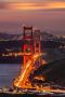Lovely Bridge Night Lights IPhone Wallpaper wallpapers
