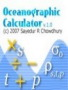 Oceanographic Calculator For Java Phones V 1.0 Beta Free Mobile Softwares