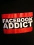 Facebook Addict wallpapers