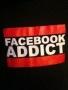 Facebook Addict wallpapers