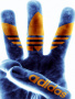 Blue Hand wallpapers